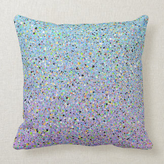Sprinkles Pattern. Throw Pillow