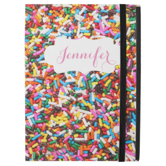 Sprinkles Personalized iPad Pro Case