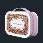 "Sprinkles Personalized Lunch Box<br><div class=""desc"">Sprinkles</div>"