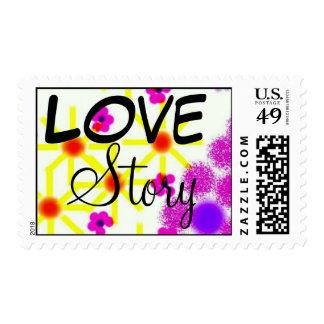 Sprinkles Postage Stamp