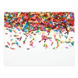 Sprinkles Postcard