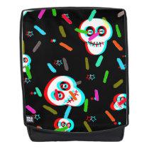 sprinkles skulls kids and adult backpacks