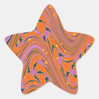 SPRINKLES STAR STICKER
