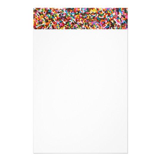 Sprinkles Stationery