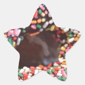 SPRINKLES! STAR STICKER