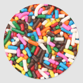 Sprinkles Stickers