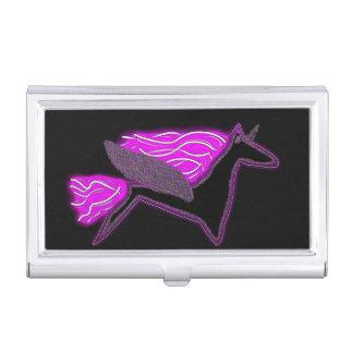 Sprinkles the Pegacorn business card holder