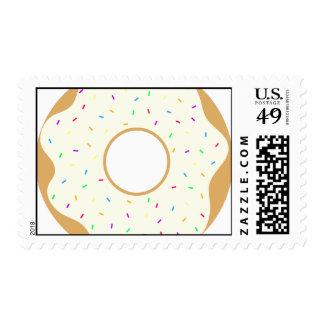 Sprinkly Donut Postage