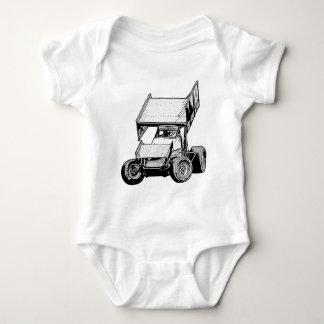Sprint Car 1 Baby Bodysuit