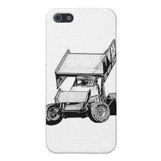 Sprint Car 1 Case For iPhone 5