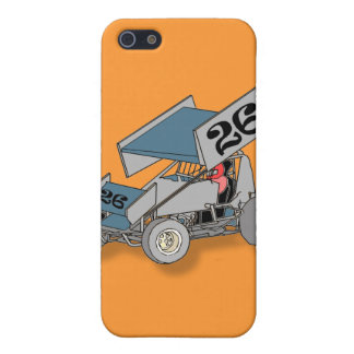 Sprint Car Case For iPhone 5