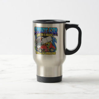 Sprint Car Life Coffee Mugs