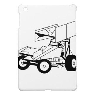 Sprint Car Outline Case For The iPad Mini