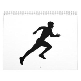 Sprint corriente calendarios