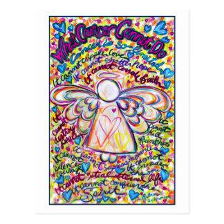 Sprint Hearts Angel Postcard