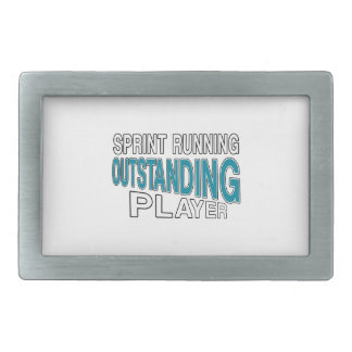 SPRINT RUNNING OUTSTANDING PLAYER BELT BUCKLE