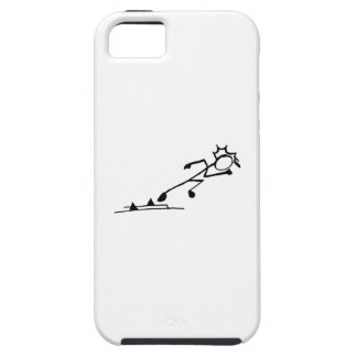Sprinter Stickman Track and Field iPhone SE/5/5s Case