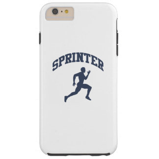 Sprinter Tough iPhone 6 Plus Case