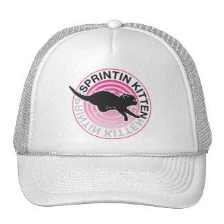 Sprintin Kitten Podium Hat color options
