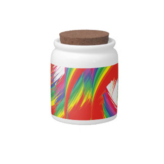 sprit candy jars