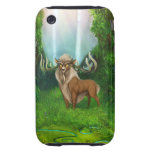 Sprit of the Woodland Glade Iphone case iPhone 3 Tough Cover