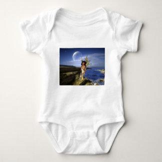 Sprite Contemplation Baby Bodysuit