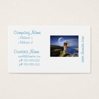 Sprite Contemplation Business Card