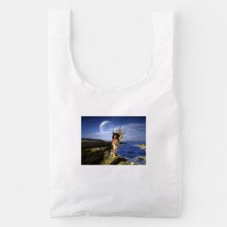 Sprite Contemplation Reusable Bag