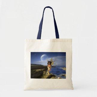 Sprite Contemplation Tote Bag