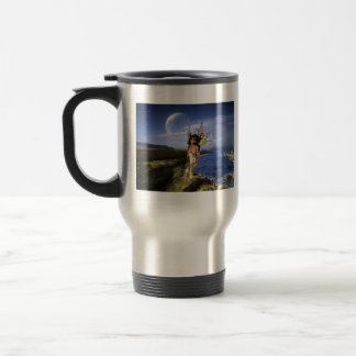 Sprite Contemplation Travel Mug