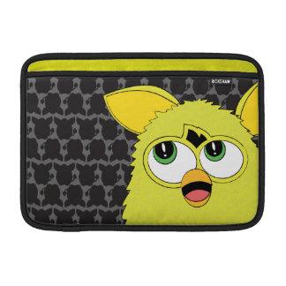 Sprite Furby amarillo Funda MacBook