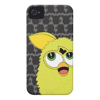Sprite Furby amarillo iPhone 4 Carcasas