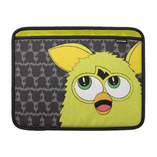 Sprite Yellow Furby MacBook Sleeves