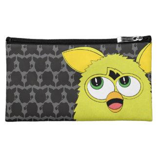 Sprite Yellow Furby Makeup Bag
