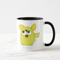 Sprite Yellow Furby Mug