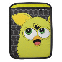 Sprite Yellow Furby Sleeve For iPads