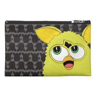 Sprite Yellow Furby Travel Accessory Bags
