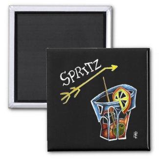 Fridge Magnet - Spritz Aperol Venezia