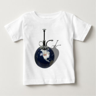 SpritzOfHumanity090810 Baby T-Shirt
