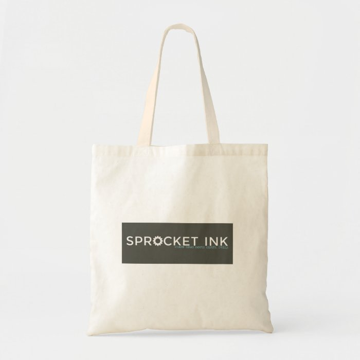 Sprocket Ink Tote Bag