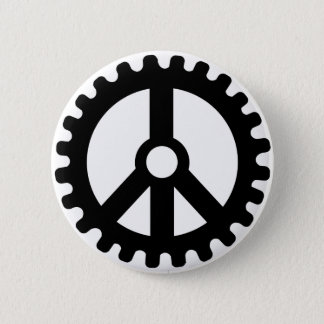 Sprocket of Peace-Button Button