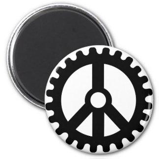 Sprocket of Peace-Magnet