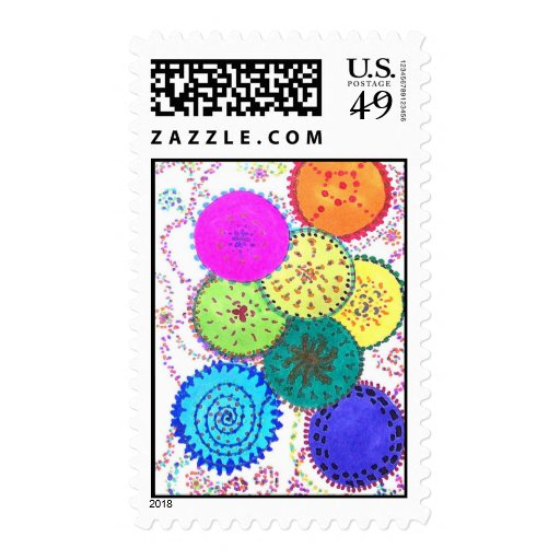 Sprockets Stamp