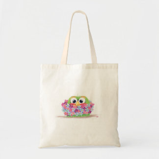 Sprout Bouquet tote bag