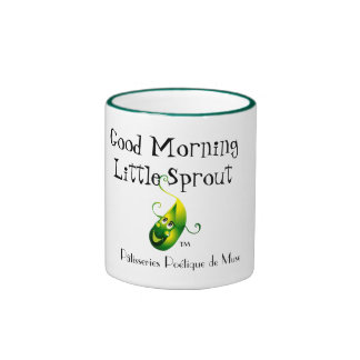 Sprout Coffee Mug by Pâtisseries Poétique de Muse