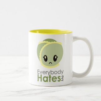 Sprout - Everybody Hates Me Mug