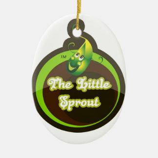 Sprout Ornament By Pâtisseries poétique de Muse
