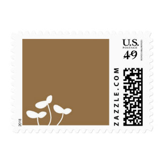 sprout postage stamp
