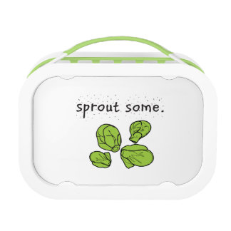 sprout some. (Brussels sprouts) Lunch Box