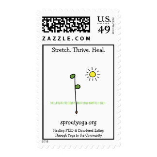 Sprout Yoga Postage